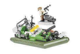 <b>Конструктор COBI Патрульная лодка</b> Water Patrol COBI-2163