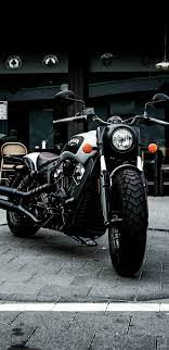 Chopper bike mobile wallpaper - HD ...