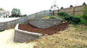 building a wood retaining wall wood retaining wall cost cost to install retaining wall retaining