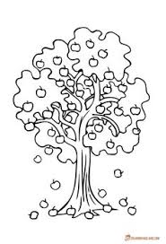 52 Best Trees Coloring Sheets Images Coloring Book Coloring Pages