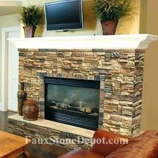 refacing fireplace with tile how to resurface a fireplace redo stone brick with tile reface concrete