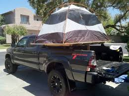 My solution to the Roof-top tent debate...more options, less money ...