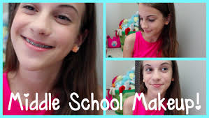 makeup tutorial leagallybrunette5 creek middle dance simple beauty tips for s in middle