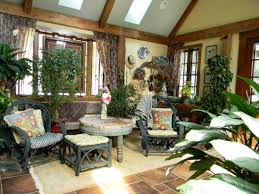 Contemporary Sunroom Furniture Plants For Sunrooms Of Your Sun Room For Plants To Be More