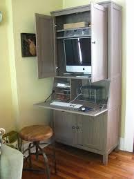 corner armoire computer desk best of puter armoire desk ikea
