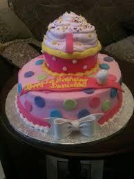 53100261 Cupcake Birthday Cake Triflescakescom Birthdays