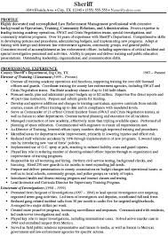 metropolitan police officer resume - Police Sergeant Resume