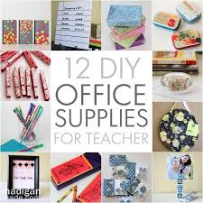 diy office gifts. Pretty Diy Office Supplies To Make For Teacher Madigan Made Simple  Ideas With Crafts Office. Gifts