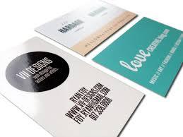 Broward Printing Inc Custom Business Cards