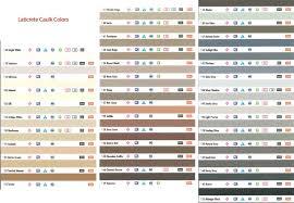 Laticrete Spectralock Pro Grout Color Chart Colorfast Tile Grout Caulk Laticrete Colors In 2019