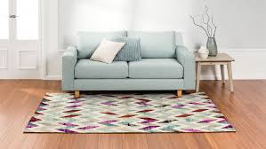 breathe new life into a room with the contemporary style of a quality rug