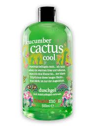 <b>Гель для душа Освежающий кактус</b> Триклмун <b>cucumber cactus</b> ...