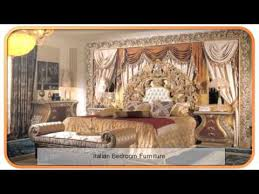 Elegant Interior Design Italian Bedroom Furniture YouTube