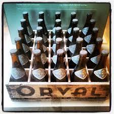 Cerveza de abadía Orval
