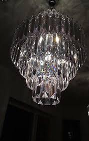 brand new in box house of fraser linea xl arabella chandelier ceiling light rrp 200