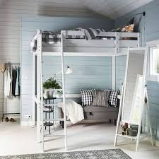 ikea space saving bedroom furniture. Beautiful Ikea Bedroom View In Gallery Spacesaving STORA Loft Bed Saves Up On  Precious Space On Ikea Space Saving Bedroom Furniture C
