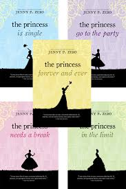 the princess series 5 book covers