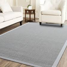 powerloomed pet twill weave wool sisal rugs coir rugs