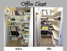 Organized office closet Small Space Silver Lining Organizers Llc Organized Office Supply Closet Ivacbdinfo Silver Lining Organizers Llc Organized Office Supply Closet