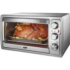 oster 4 slice extra large turbo convection toaster oven brushed stainless steel model tssttvll sku tssttvll mundo compu hogar usa
