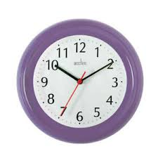 wall clock for office. Image Is Loading Acctim-Wycombe-Purple-Wall-Clock-21cm-Kitchen-Office- Wall Clock For Office