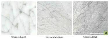 marble looking granite.  Granite Carrara Marble Light Medium Dark Samples And Marble Looking Granite