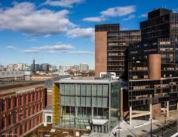 Massachusetts College Of Art And Design Design And Media Center Massachusetts College Of Art And