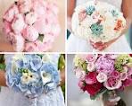 Свадебный букет пошагово фото из живых цветов 153