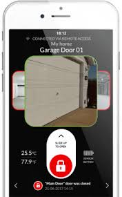 iphone garage door openerGogogate2  Open close and monitor your garage Anywhere Anytime