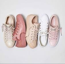 converse egret rose gold. converse nude collection egret rose gold