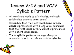 Vcv Pattern Beauteous You Will Need Your Text Book Work Book Pencil And Journal Ppt