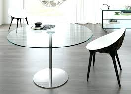 large glass dining table large round glass dining table round dining table extra large glass top