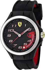 Ferrari Men S Watch 830012 Amazon De Uhren
