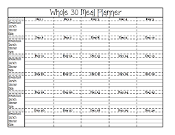 menu planner worksheet free printable menu planner templates download them or print