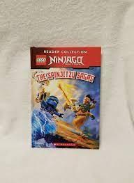 pdf] Free Download Book Of Spinjitzu Lego Ninjago