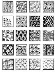Zentangle Patterns For Beginners Stunning Zentangle Patterns For Beginners Için Resim Sonucu çizgi