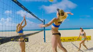 GoPro: <b>Beach Volleyball</b> with April Ross - YouTube