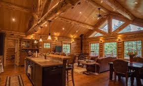 montana log homes amish log builders