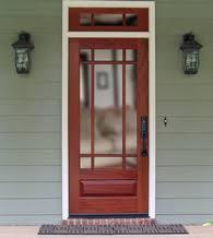 craftsman style front doorsCraftsman Doors  Exterior Wood Front Entry Doors