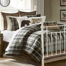 dark green white plaid patterned quilts excerpt round bed frame in green plaid bedding