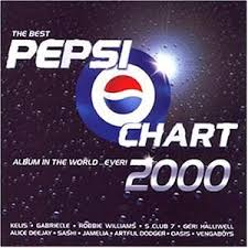 The Best Pepsi Chart Album In The World Ever 2000