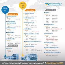 เวลาให้บริการศูนย์บริการเฉพาะทางโรงพยาบาลธนบุรี 2 - โรงพยาบาลธนบุรี 2  (Thonburi 2 Hospital)