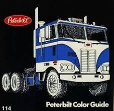 2019 Peterbilt Color Chart 41 Best Peterbilt Color Guide Images In 2019 Peterbilt