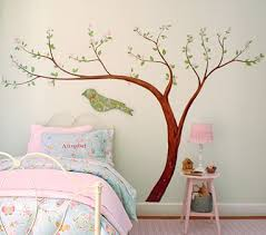 Pottery Barn Kids wall decals...these really are the best thing to put