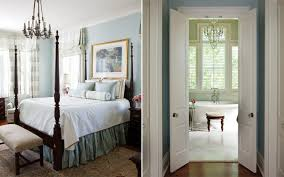 Southern Bedroom Classic Design In A Remodeled Victorian Home Southern Style
