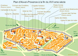 aix en provence the books of Émile zola Maps Aix En Provence the walls were gone when i visited aix less than 10 years ago, but the present encircling boulevards follow the lines they once established map aix en provence france