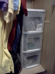 image of closet organizers with drawers inspired