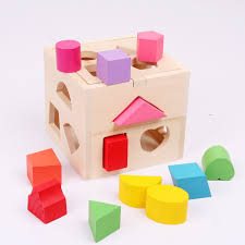 Game With Wooden Blocks 100 Set Kids Classic 1003 Hole Intellectual Box Cognitive Game 87