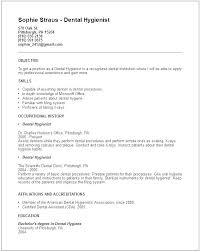 Dental Technician Cv Dental Resume Template Musacreative Co