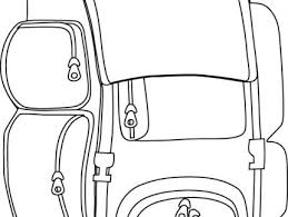 Small Picture Backpack Backpack Coloring Pages Backpack Coloring Pages In